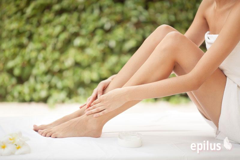 Как избавиться от волос на ногах навсегда и забыть о проблеме 4-2-1