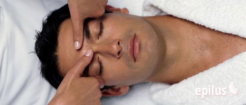 Шугаринг лица у мужчин: сахарное очищение 20-2